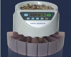 машина за броене на монети