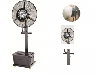 вентилатор водна мъгла б
