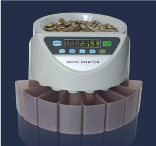 машинана за броене на монети