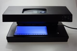 детектор фалшиви банкноти